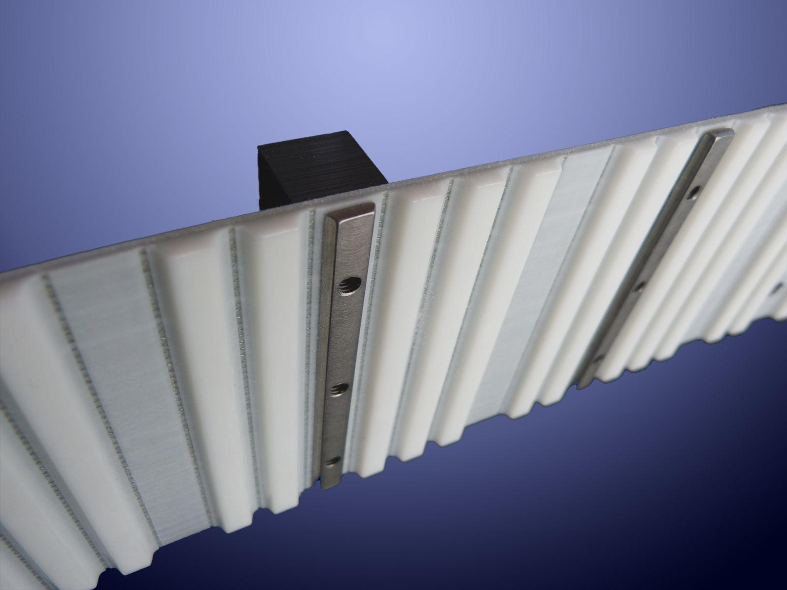 I falsi denti standard vengono realizzati in acciaio inox