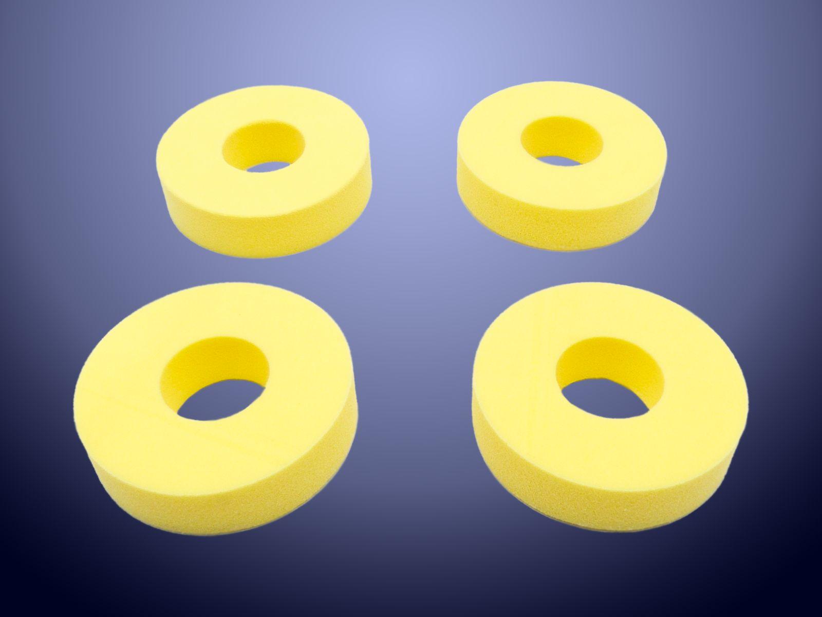 I materiali espansi grazie alla loro deformabilità si adattano in modo perfetto alle forme irregolari dei prodotti