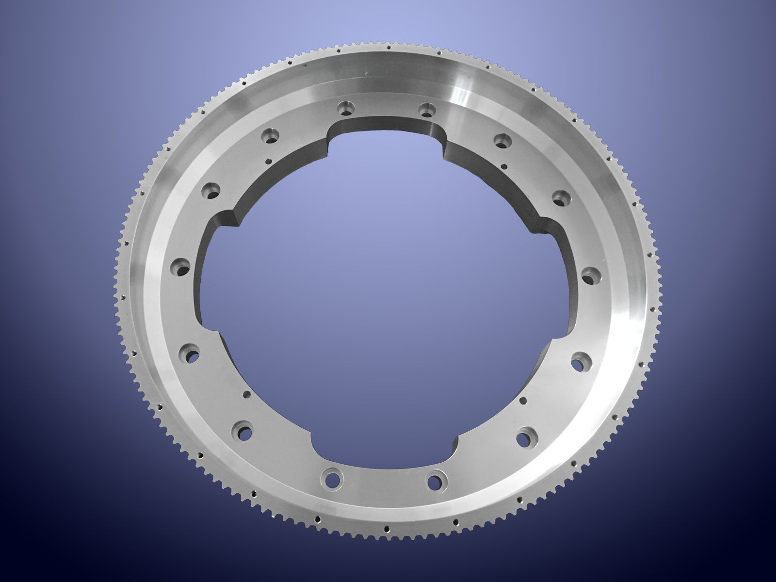 Il diametro massimo che possiamo realizzare per le pulegge dentate è di circa 800 mm