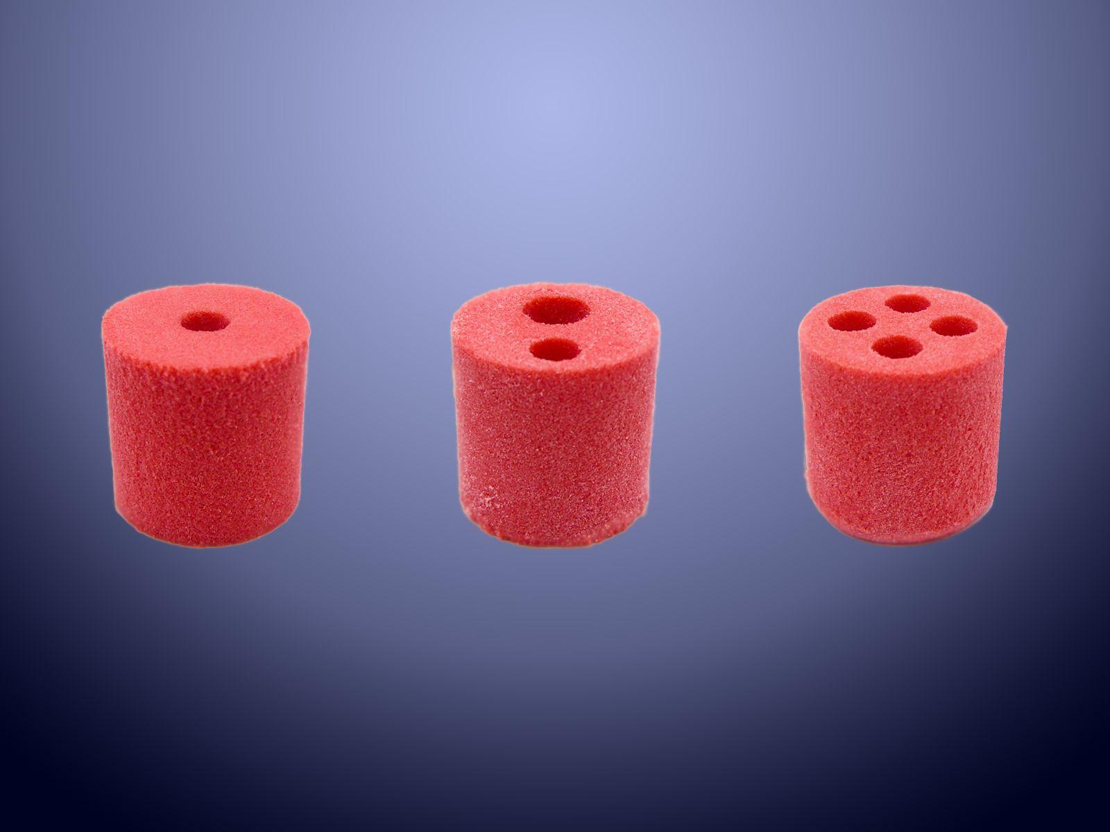 Componenti a disegno per passaggio cavi utilizzati nel settore delle macchine automatiche
