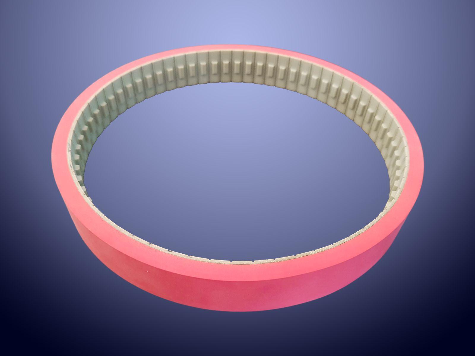 Gomma sintetica vulcanizzata a caldo Tenax disponibile in più colori e durezze