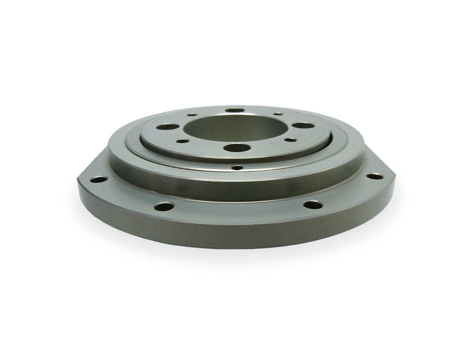I Cuscinetti assemblati in alluminio sono ideali per la rotazione dei sistemi di scansione nelle macchine per la panoramica dentale