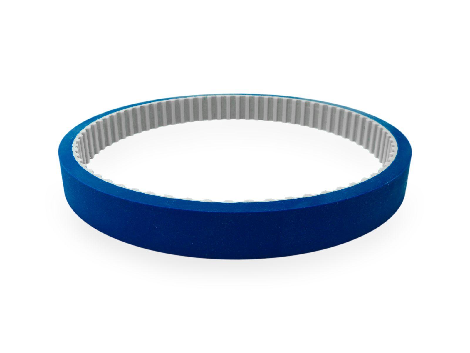 Il silicone può essere applicato su cinghie con diversi passi T, AT, L, XL e H